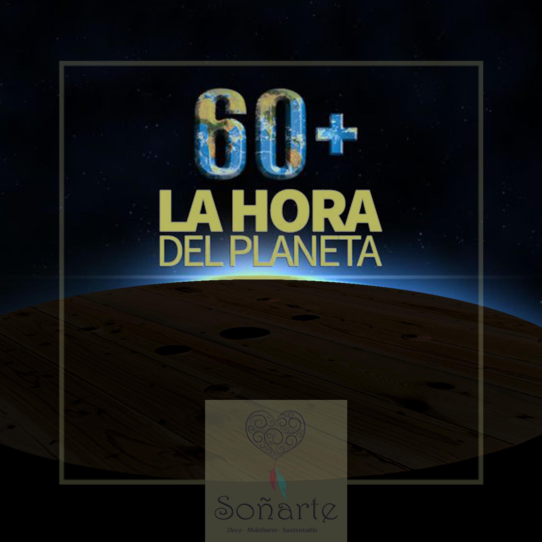 Revierte tu karma, apaga la luz.                      19 Marzo 2016 · 20:30 hrs. www.horadelplaneta.org/cl www.sonarte.cl