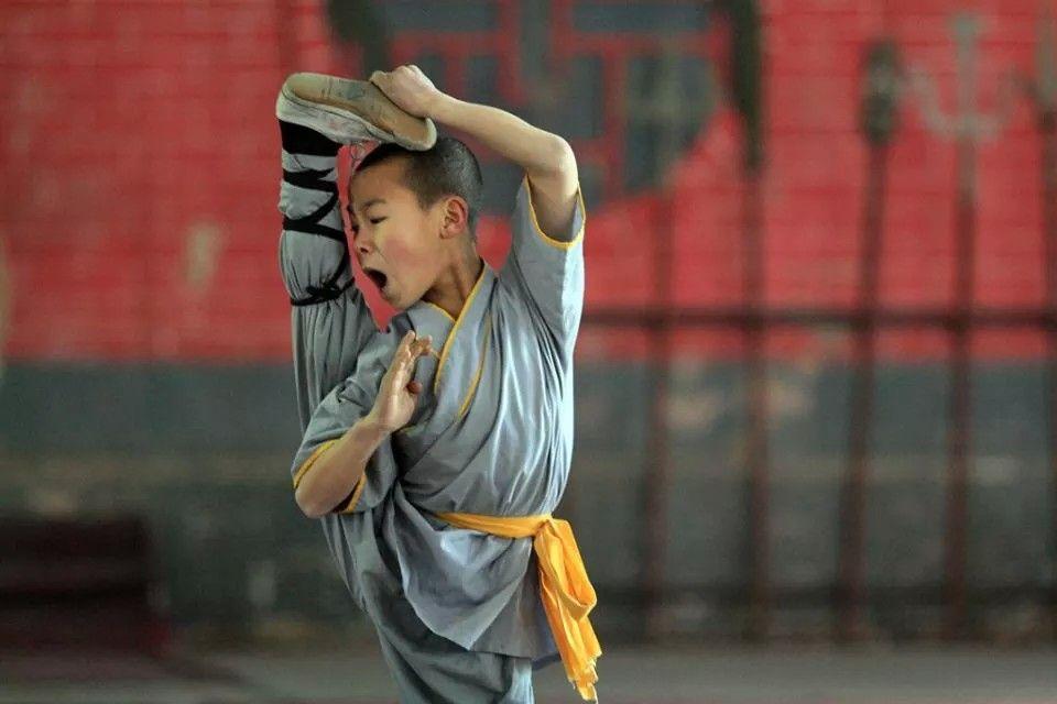 Shaolin kid