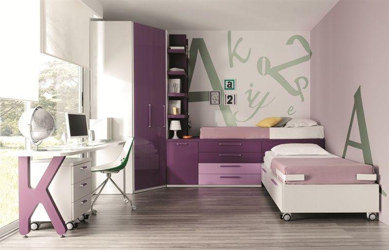 Habitaciones modernas juveniles buscar con google for Dormitorios para universitarios