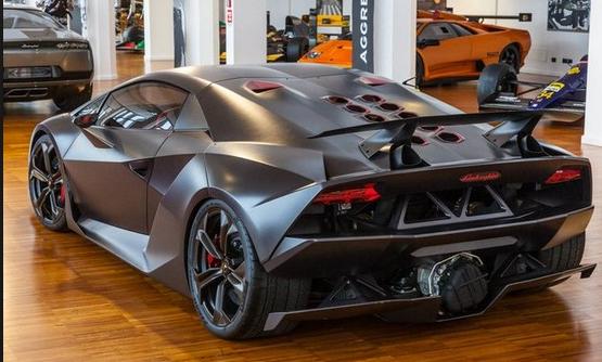2017 Lamborghini Sesto Elemento Motor Efficiency Suvtodrive Com