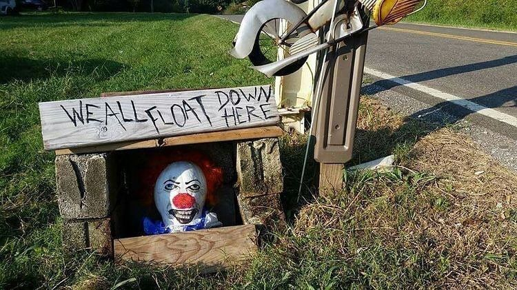 Affordable And Scary Outdoor Halloween Decor Diy Ideas 16