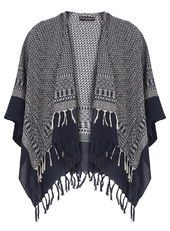 Navy Tribal Woven Wrap