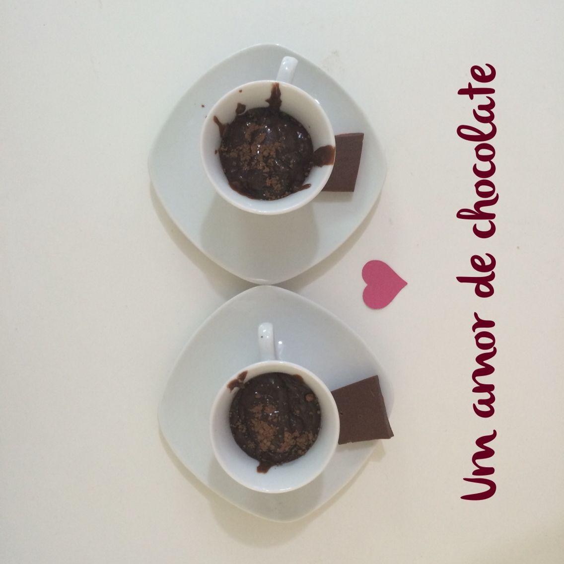 Um amor de chocolate