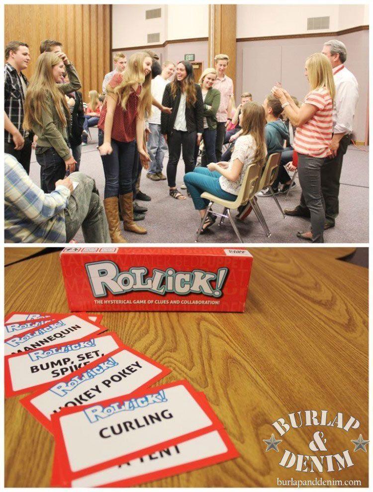 Youth Ministry dating spill matchmaking i henhold til astrologi