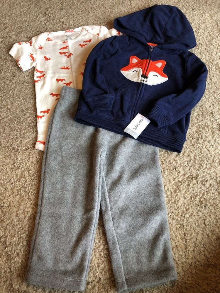 5108213b1 Carters Baby Boy Outfit Size 24 Months Nwt!  fashion  clothing ...