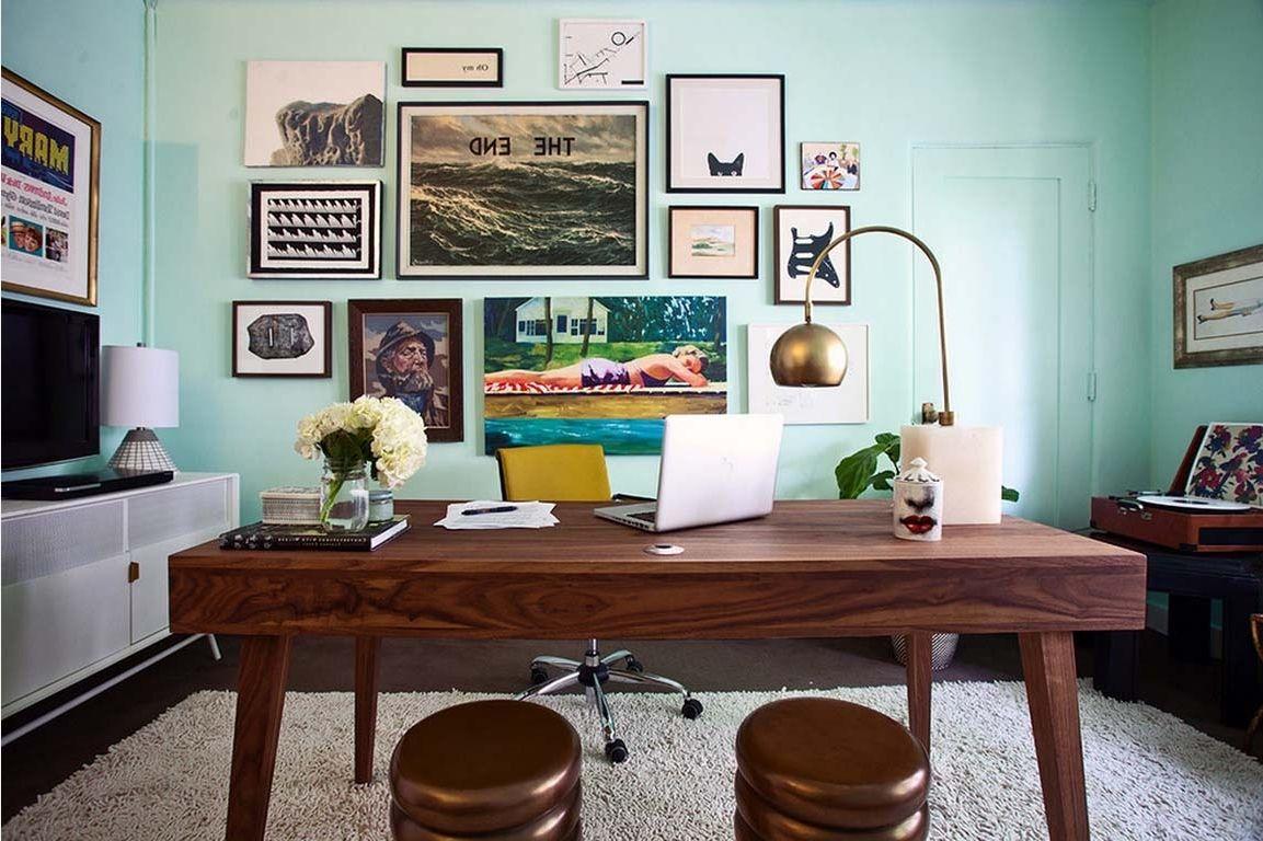 C mo preparar un espacio de trabajo ergon mico en casa Decoracion de espacios de trabajo