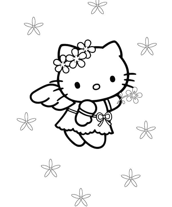 Top 30 Hello Kitty Coloring Pages To Print Hello Kitty Colouring Pages Hello Kitty Coloring Kitty Coloring