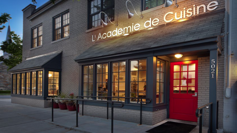 L academie de cuisine welcome to the 1 cooking school for Academie de cuisine
