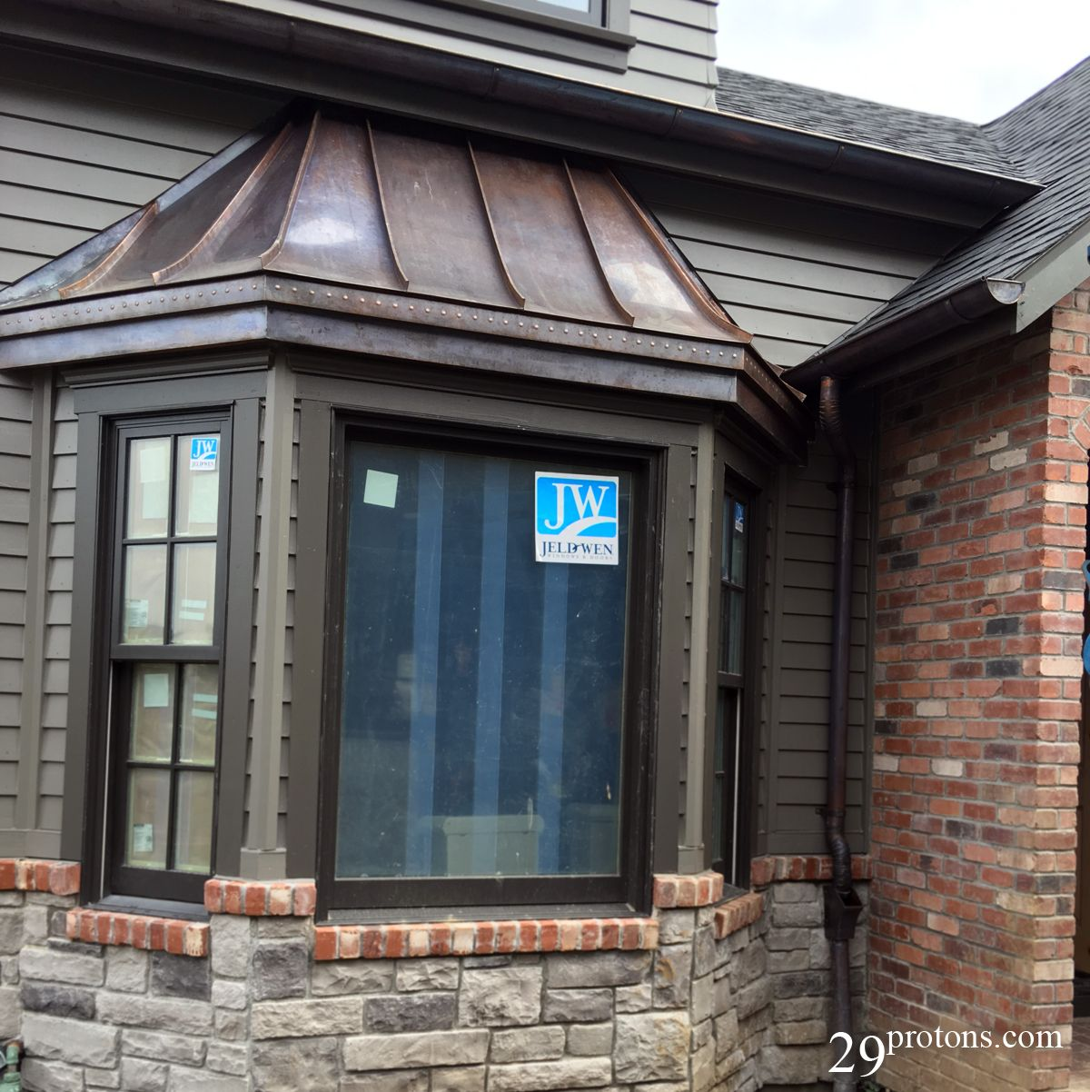 Copper Bay Window Roof Ideas In 2019