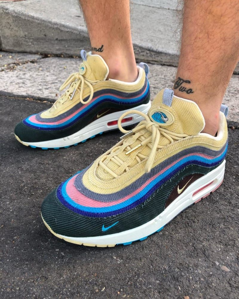 size 40 0b855 98976 Sean Wotherspoon s Nike Air Max 97 x Air Max 1 hybrid releases in November  2017.