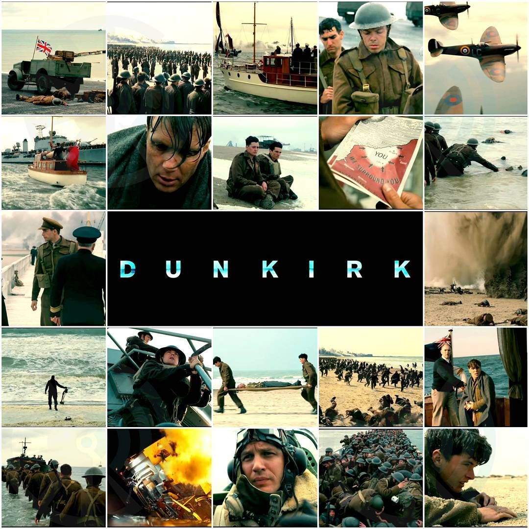 cool #ChristopherNolan 's #Dunkirk trailer 1 drops!  #dunkirkmovie #instamovie #movie... New Movie Trailers Check more at http://kinoman.top/pin/22898/
