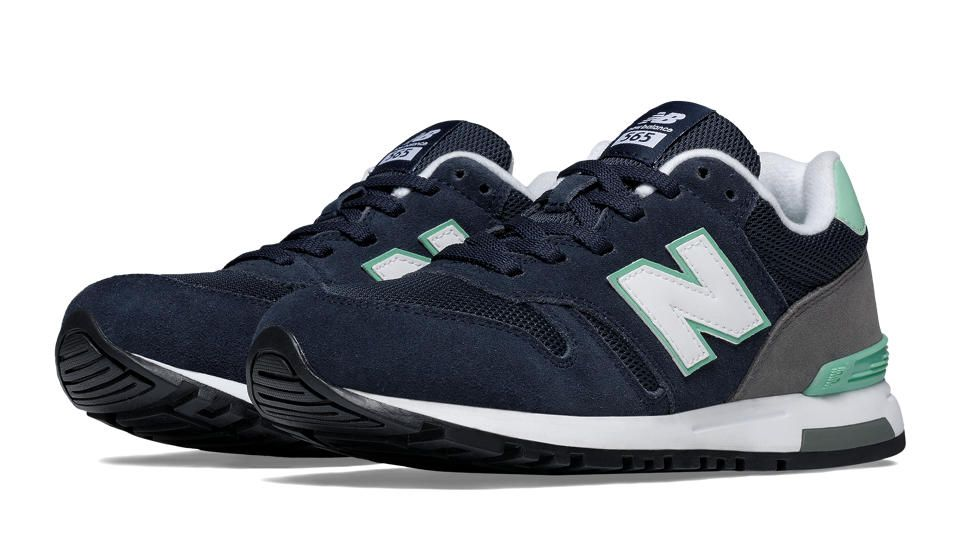 23c863cd5deaf ... lifestyle shoes. New Balance 565 pas cher prix Baskets Femme New  Balance 100,00 € TTC