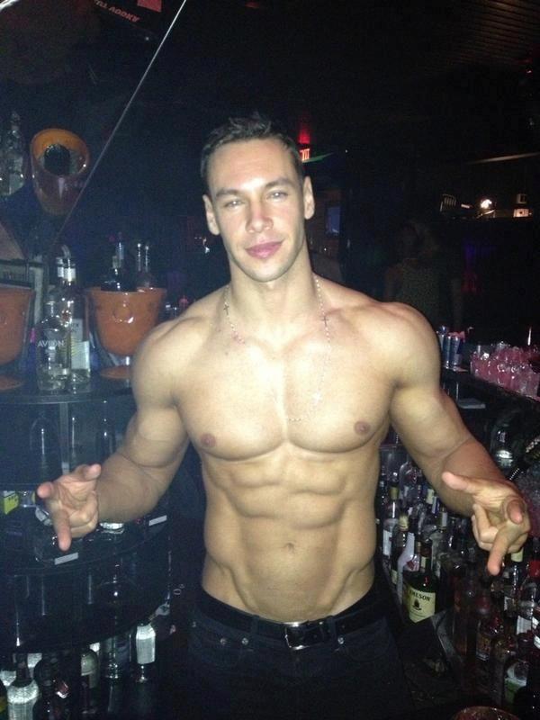 Russian muscle boys