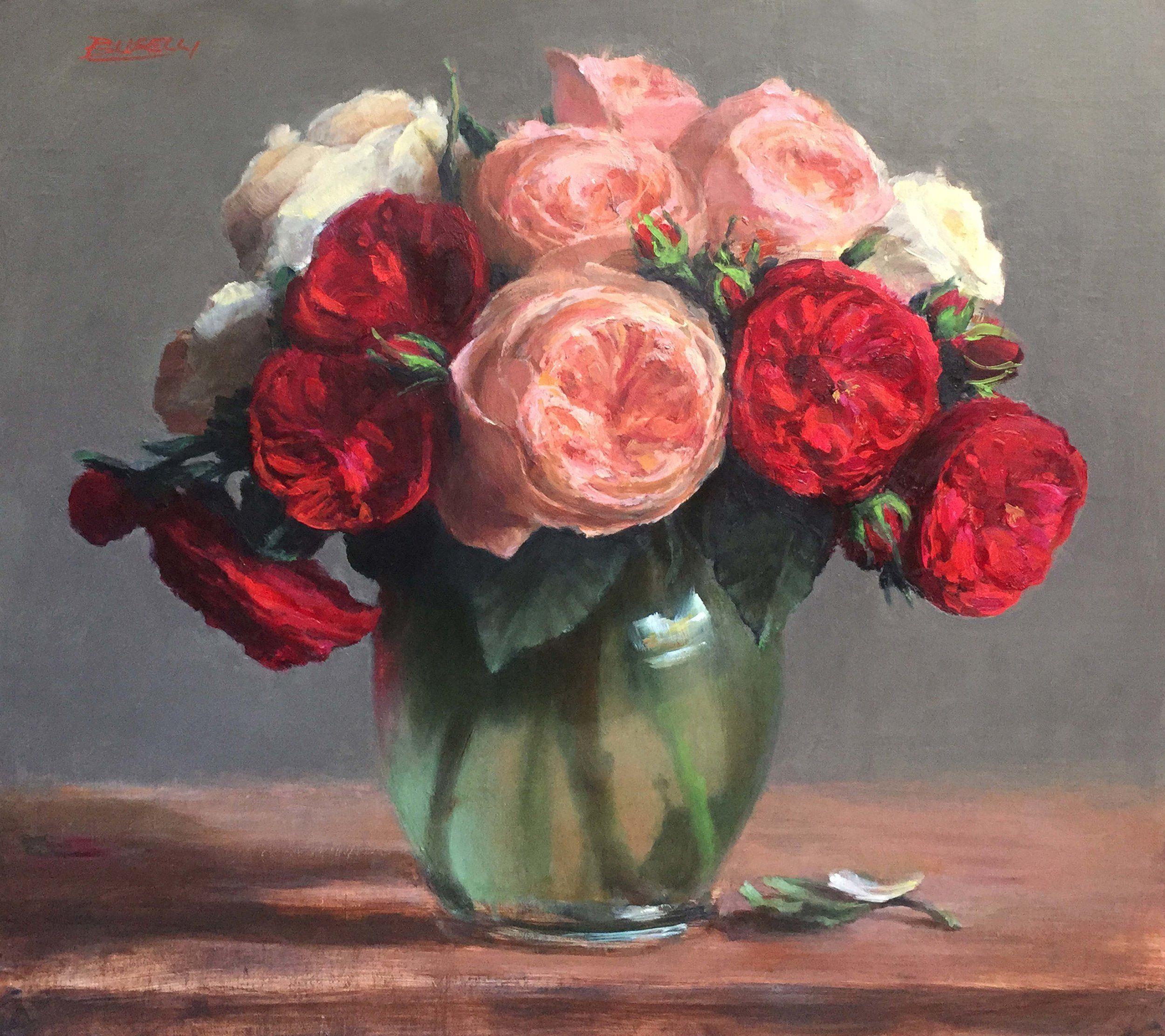 Paintings — Ellen Buselli 유화, 수채화, 정물