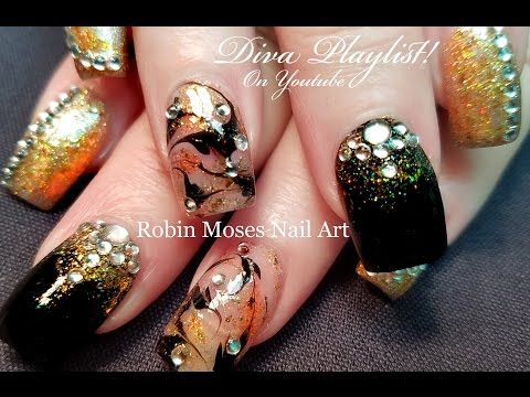 Water Marble Nail Polish Youtube Hession Hairdressing