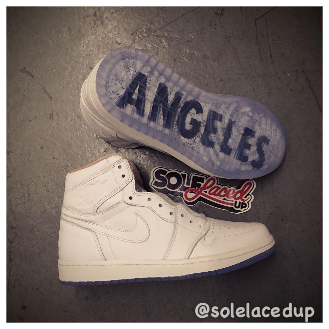 b3c1ec4ea5f2 AJ 1 LOS ANGELES Solelacedup.com Dress Codes