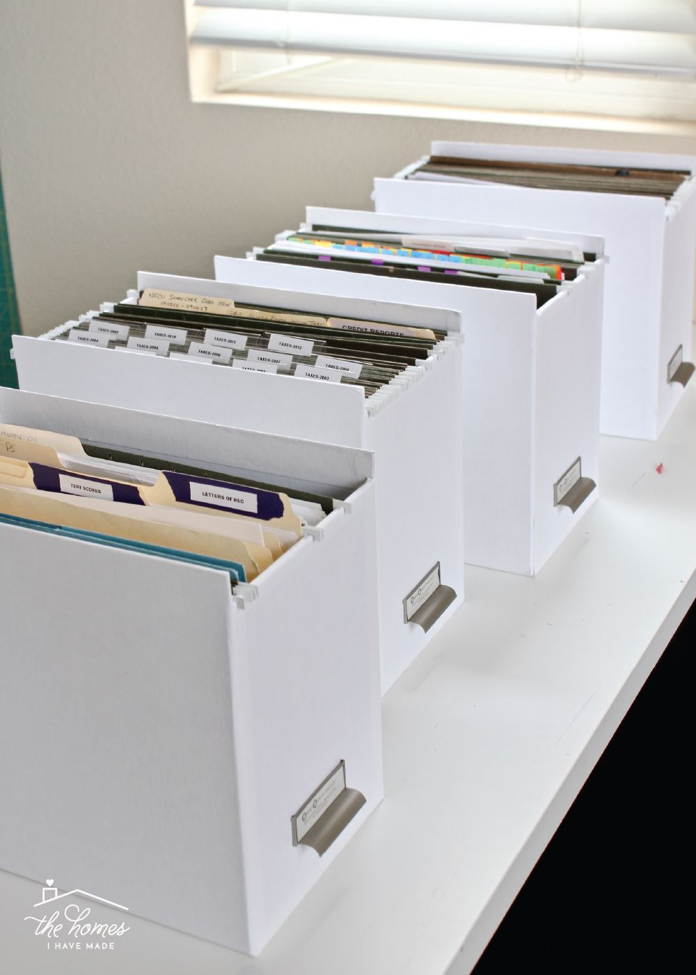 How To Organize Paperwork Part 3 Filing Strategies The Homes I Have Made Organizing Paperwork Filing System Office Organization At Work Home Filing System