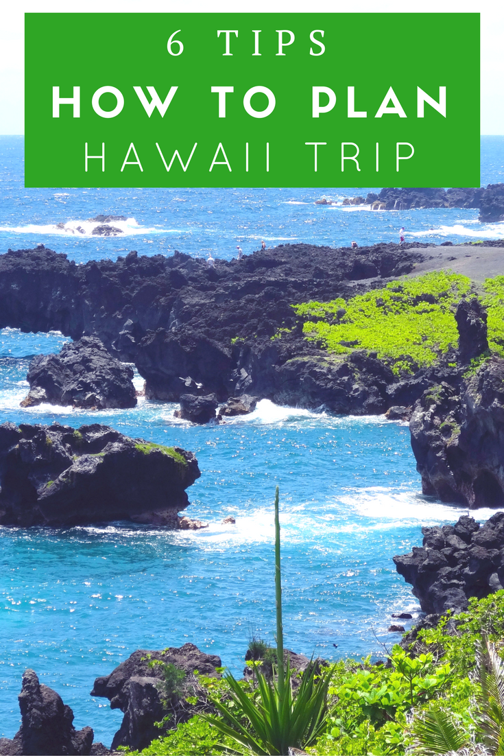 Planning A Family Trip To Hawaii? 6 Tips For A Successful