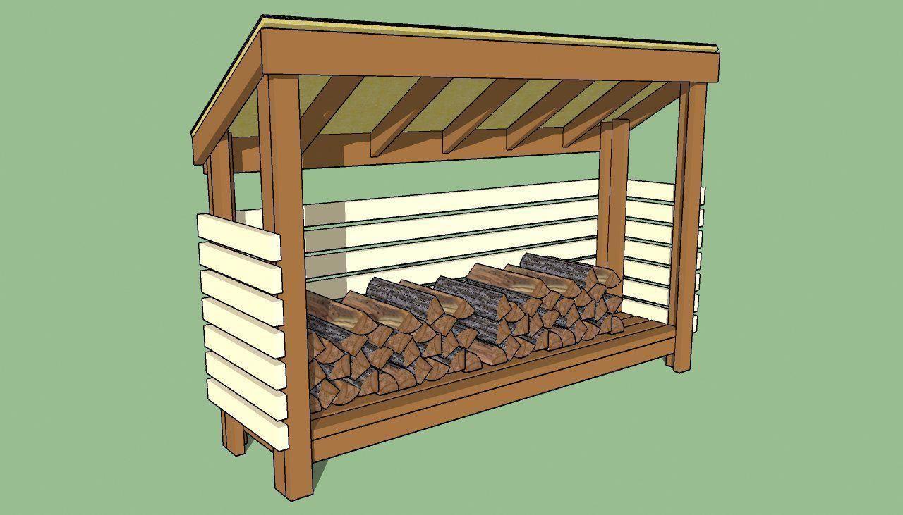 Construire Un Abri A Velo how to build a wood shed | bois de chauffage, hangar à bois