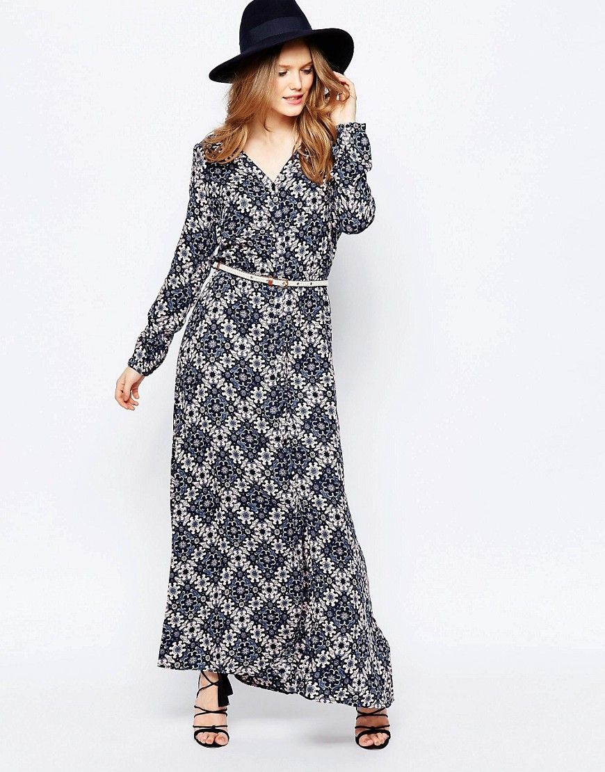 Image of only long sleeve maxi dress clothes pinterest long