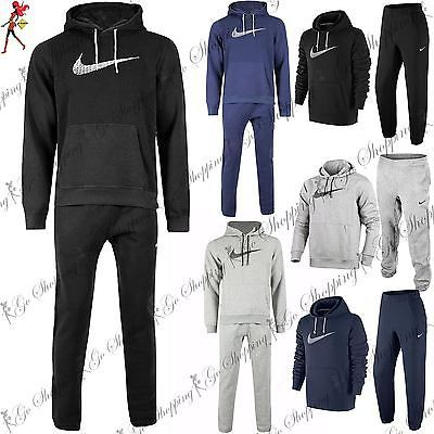 Noir Nike Survêtement Achat Ebay