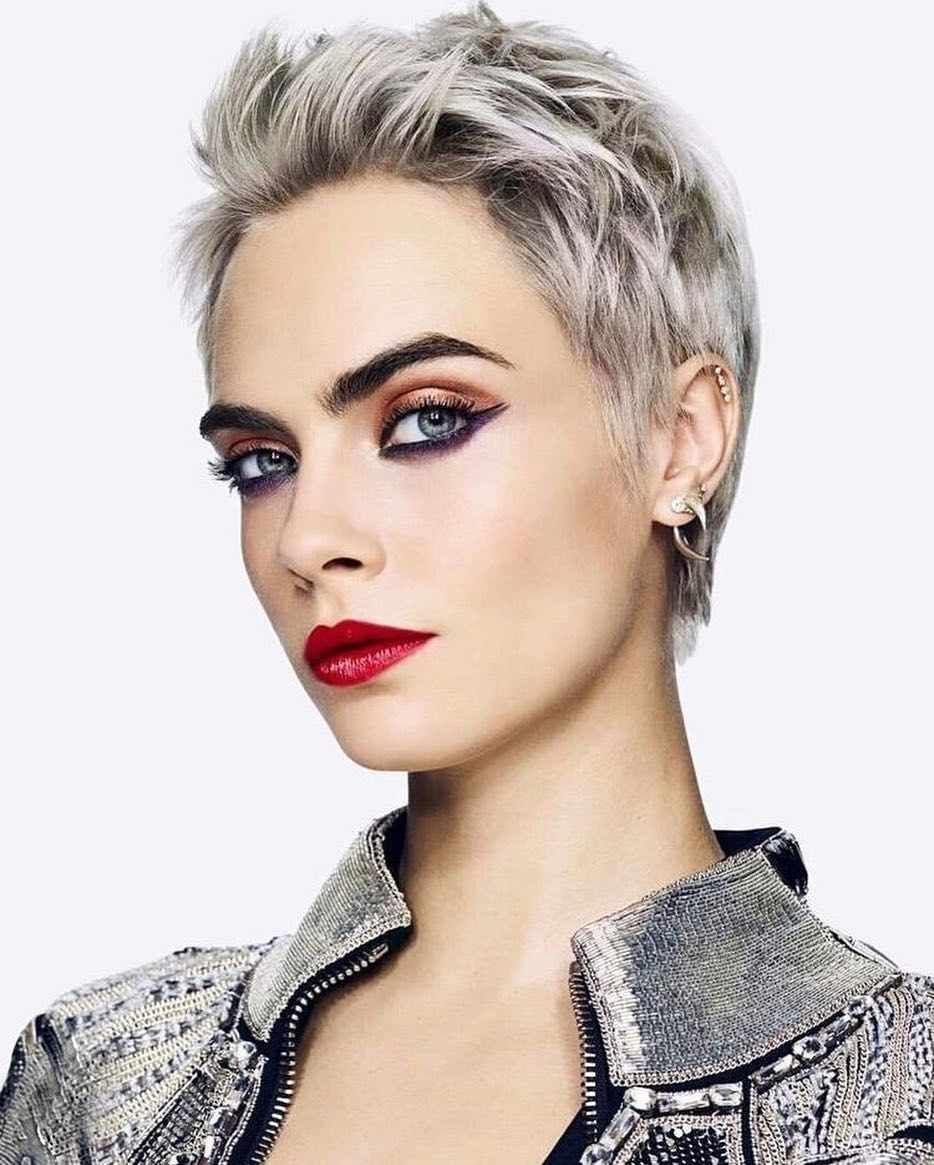 New Pixie Haircuts For Women 2019 Short Hairstyles Cara