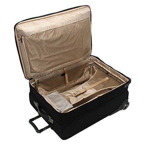 65e9dc5b4d5a Andiamo Avanti Collection 22 Inch Auto-Expand Carry-On with Suitor ...