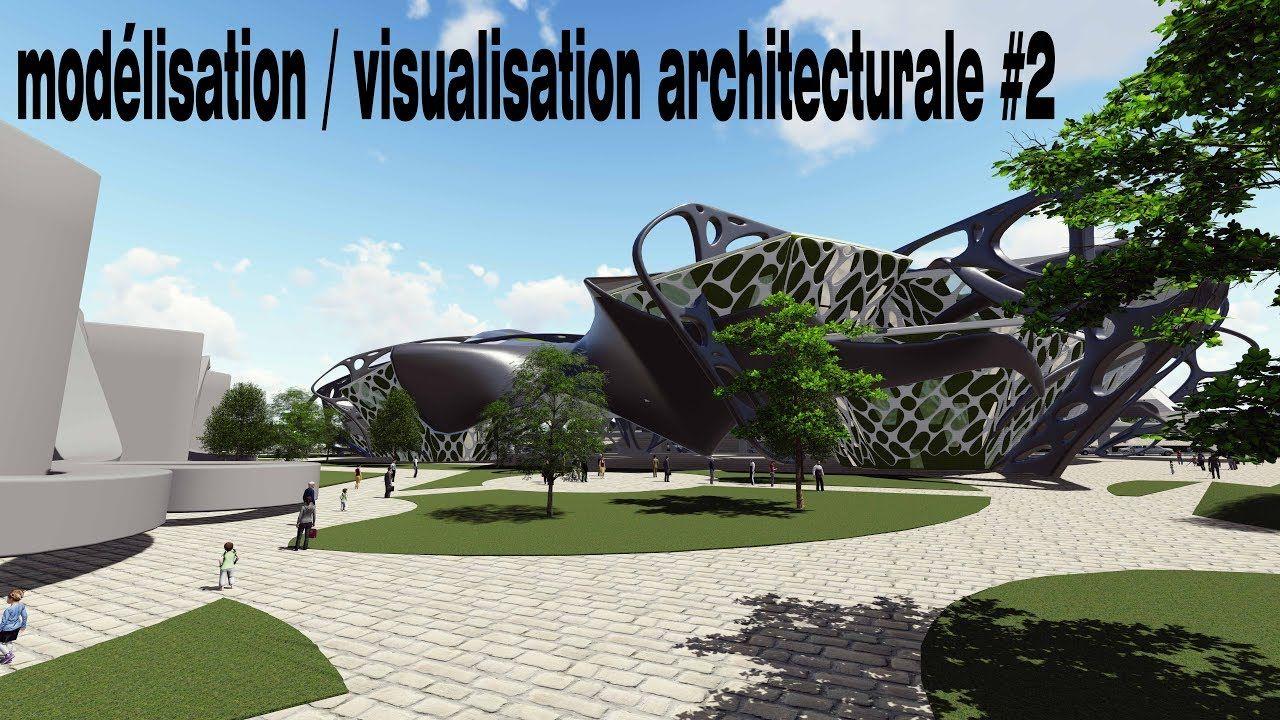 Architectural Visualisation 3dsmax Lumion Visualisation