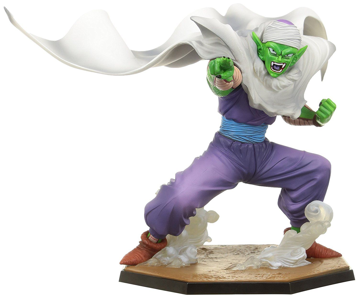 Bandai SHF S.H.Figuarts Dragon Ball Z Kai Piccolo Figure JAPAN VERSION Genuine