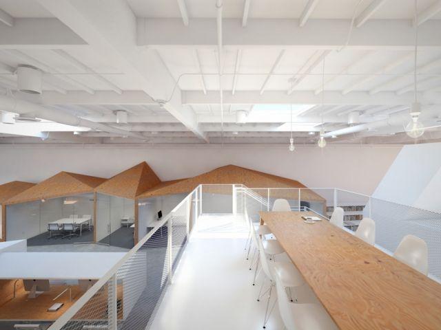 Hybrid Office by Edward Ogosta - News - Frameweb