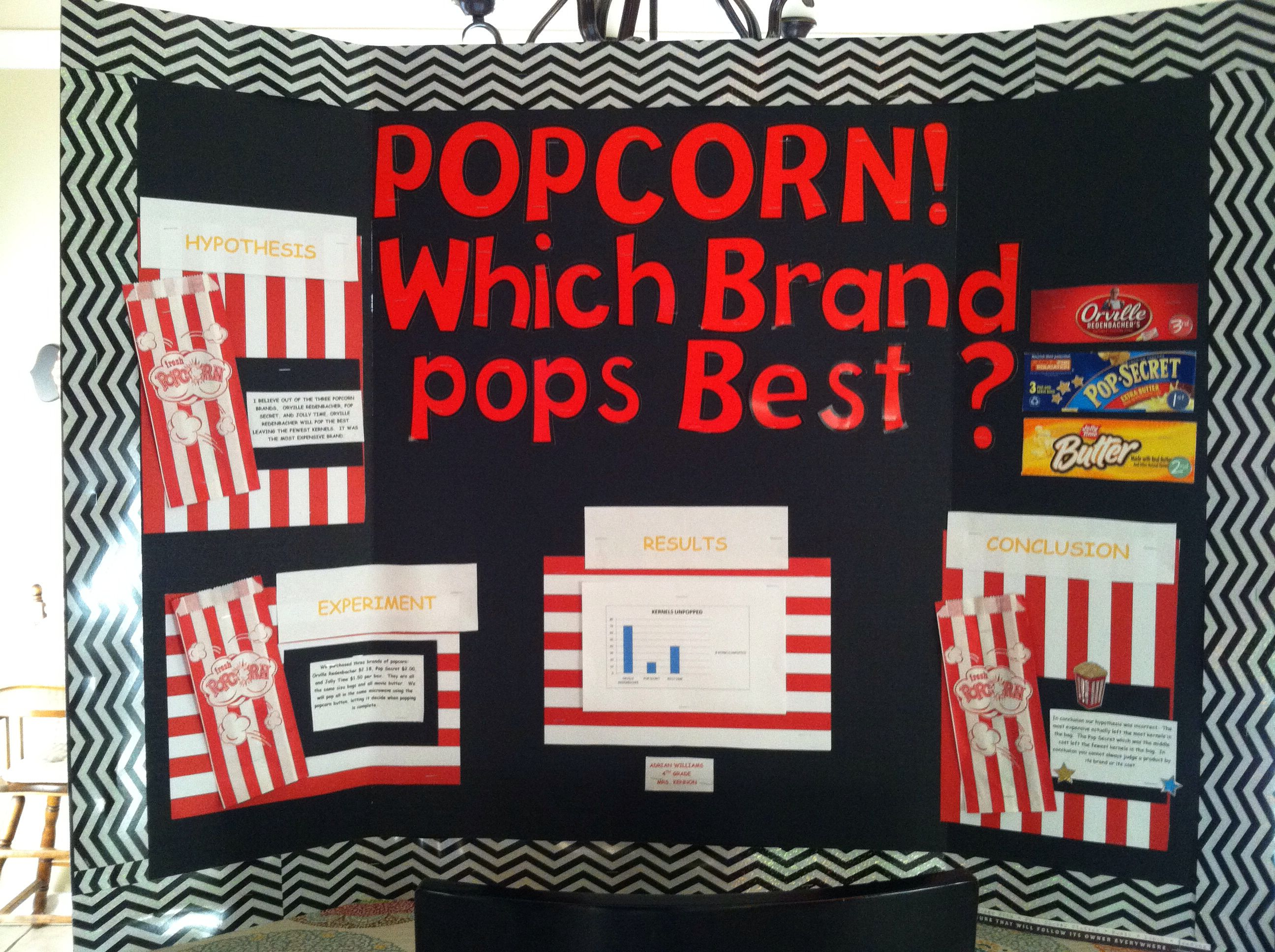 10 Spectacular Science Fair Project Ideas For Kids In 4Th ...  |4th Grade Science School Projects