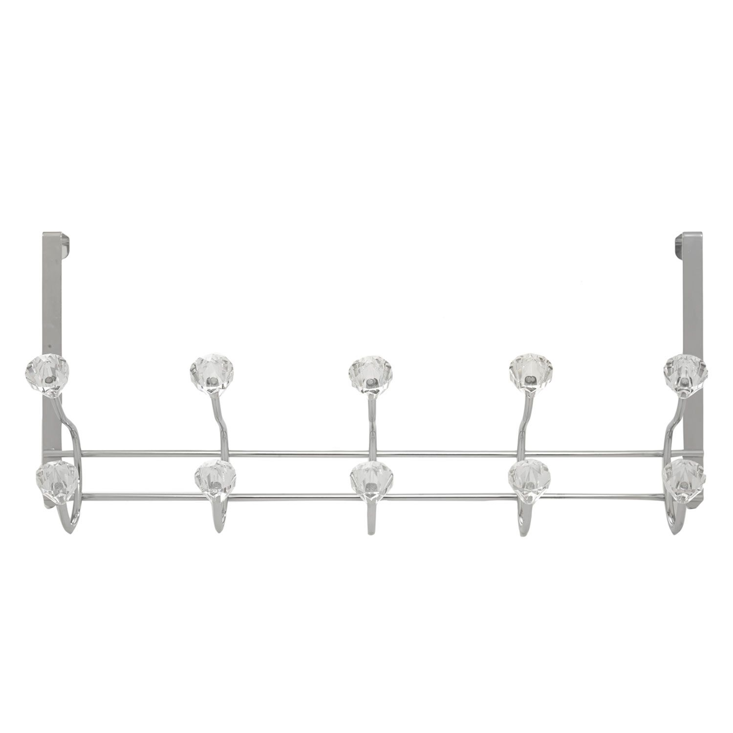 5 Over the Door Crystal Hooks - TK Maxx - 10 | For the Home ...