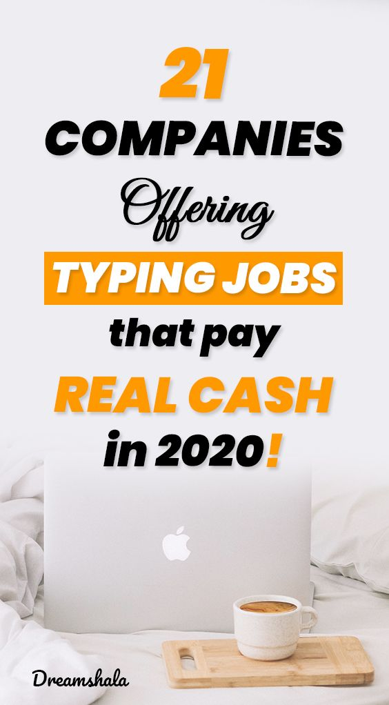 6c6249db127d0550e7c7d8e92e8405d8 - 21 companies offering typing jobs that pay real cash in 2020. - work-from-home
