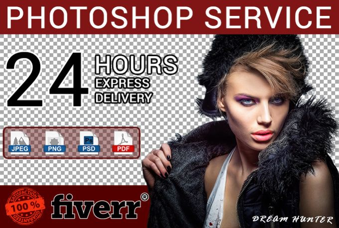 do any Photoshop editing in 24hrs by dreamhunter