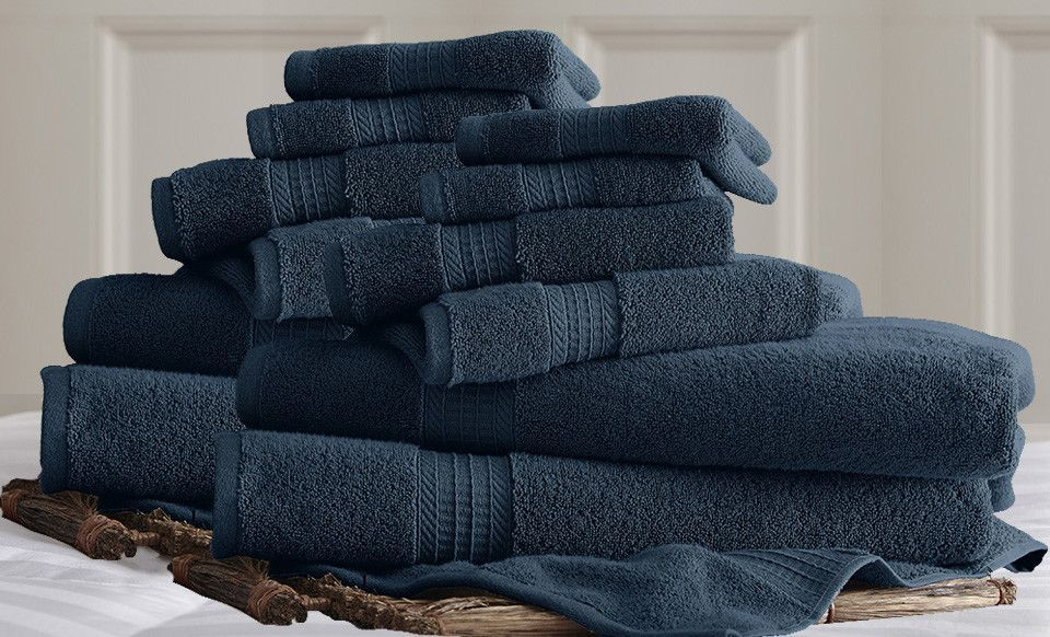 Bishopsworth Luxury 6 Piece Towel Set
