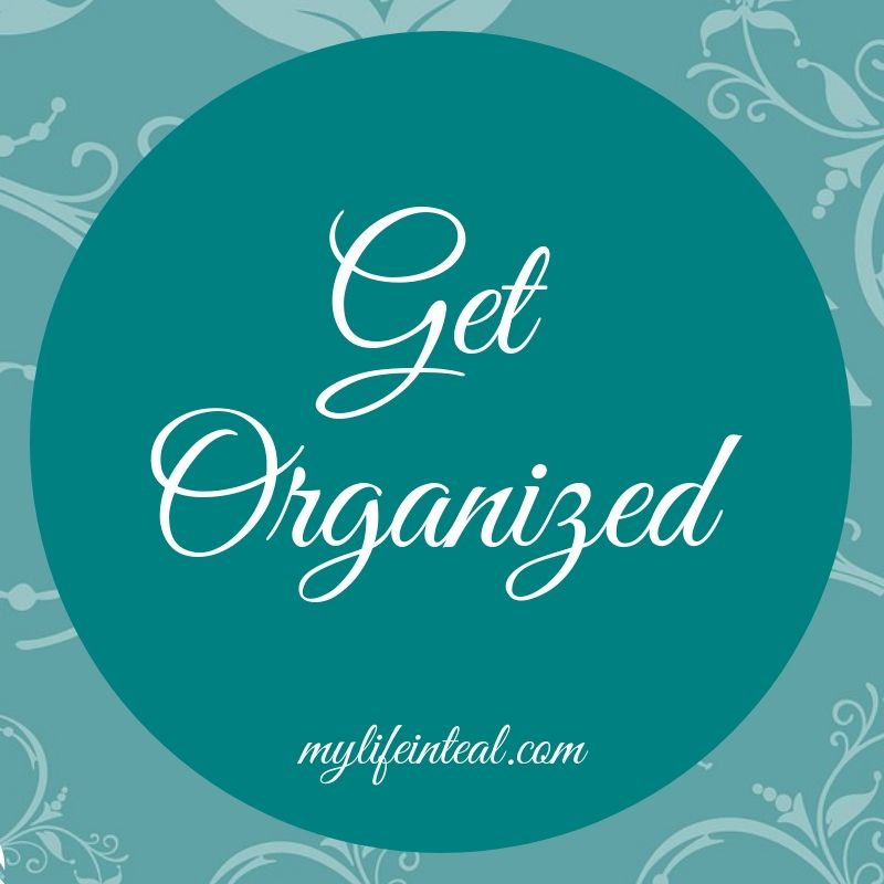 Pin By My Life In Teal: Decluttering