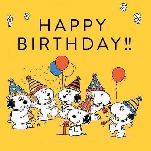 Makeup And Age Funny Happy Birthday Wishes Snoopy Birthday