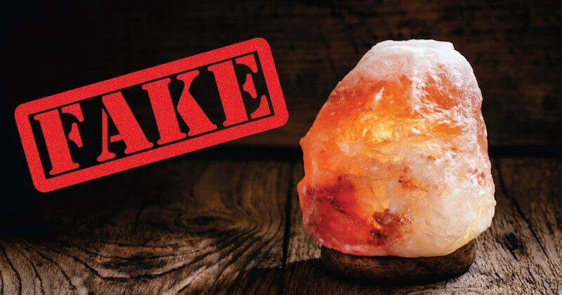 7 Sure Signs Your Himalayan Salt Lamp Is A Fake Himalayan Salt Lamp Himalayan Salt Lamp Benefits Salt Lamp Benefits