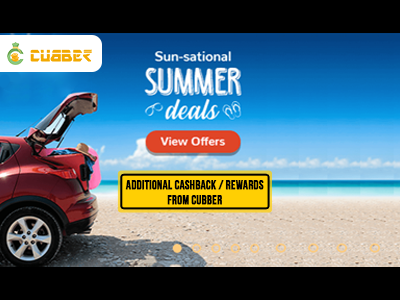 Mylescars first self drive car rental service offers at