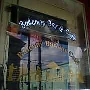 Balcony Bar & Cafe in the Garden District