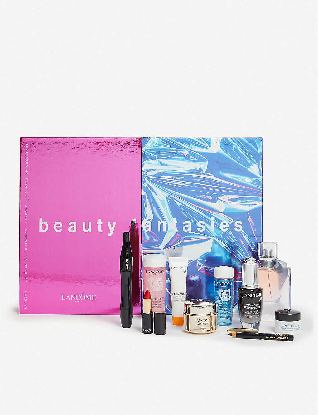 Lancome Beauty Fantasies Advent Calendar 2019 Beauty Advent Calendar Lancome Calendar