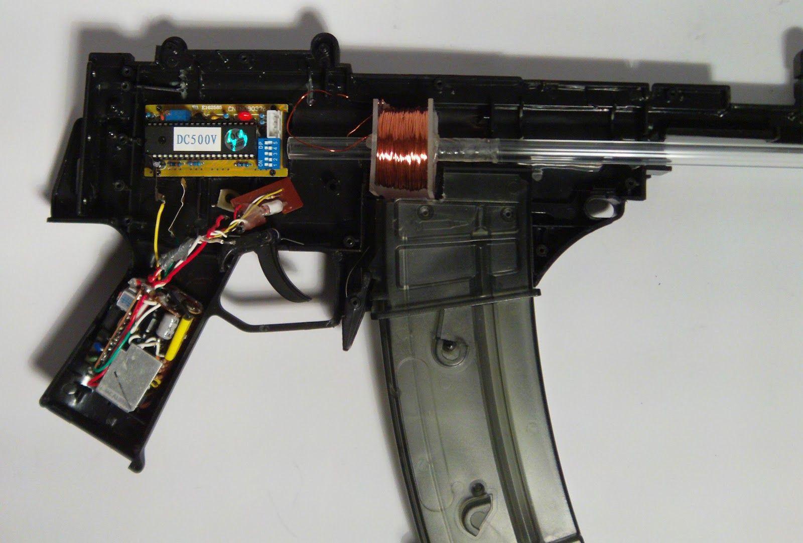 Pin by J.C. Reyes on survival | Diy tech, Electrical ... Gun Diagrams Schematics G on