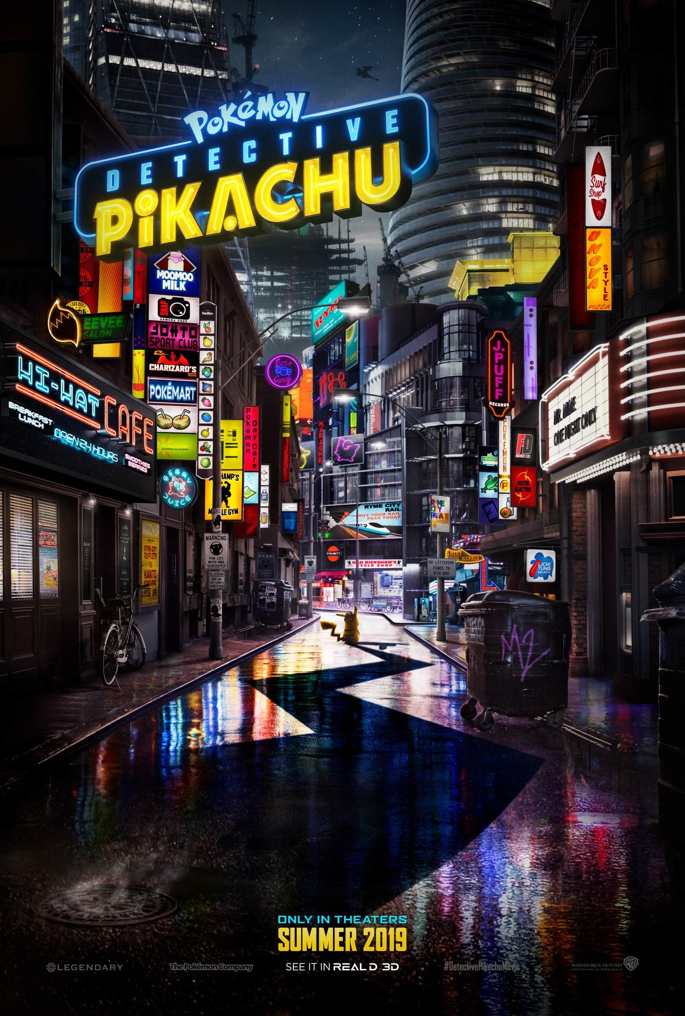 Pokemon Detective Pikachu Detective Pikachu Free Movies Online