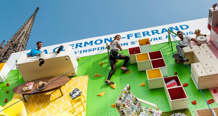 Nice To Celebrate The Opening Of The 30th IKEA Store In Clermont Ferrand, France,