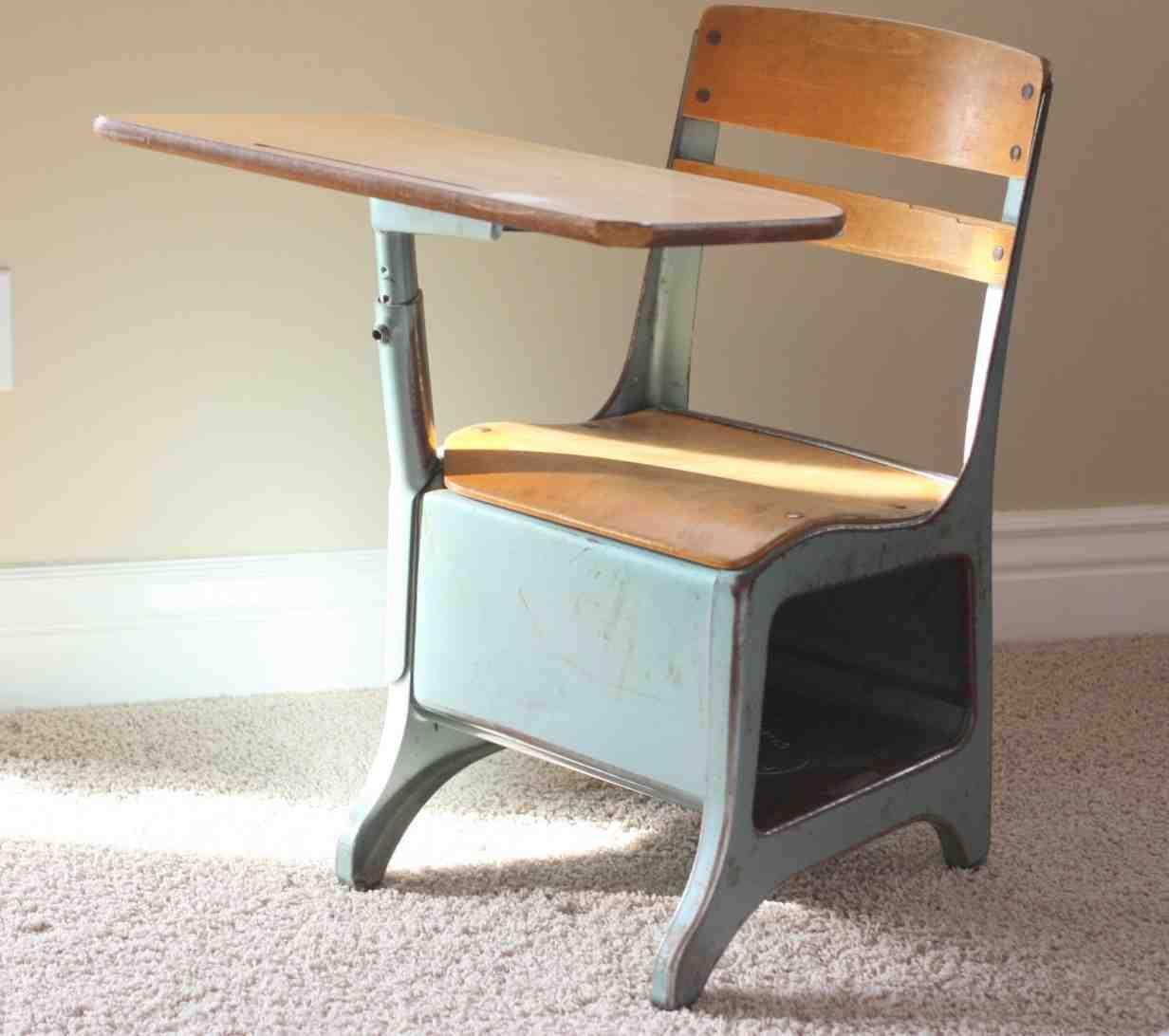Vintage School Desks For Sale Proper Standing Desk Height