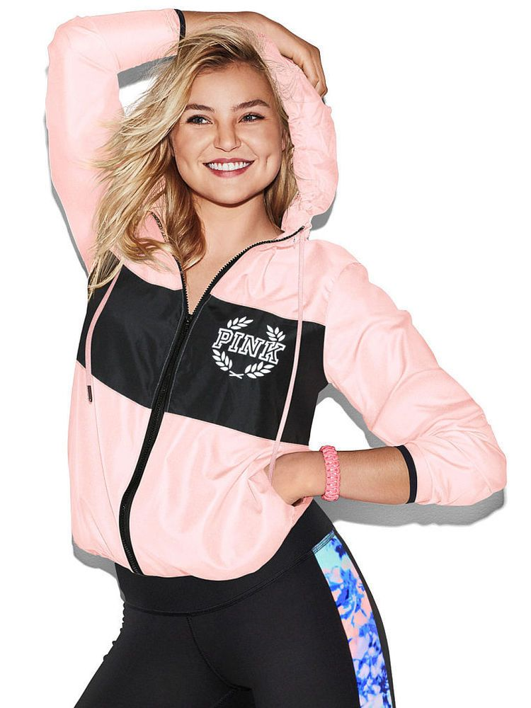 Victoria secrets pink hoodies