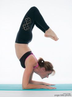 week 25  scorpion pose vrischikasana  yoga poses for