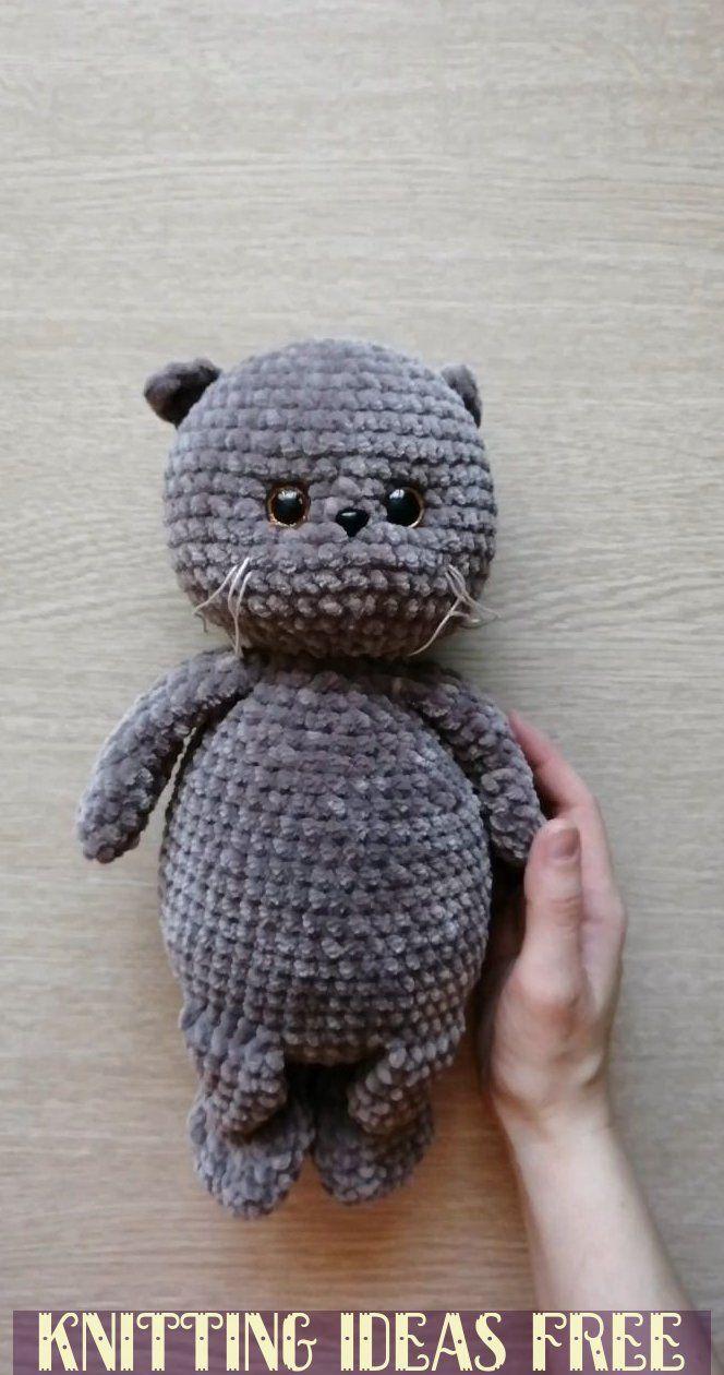 Amigurumi yelekli ayıcık yapımı / amigurumi vest teddy bear making ... | 1260x664