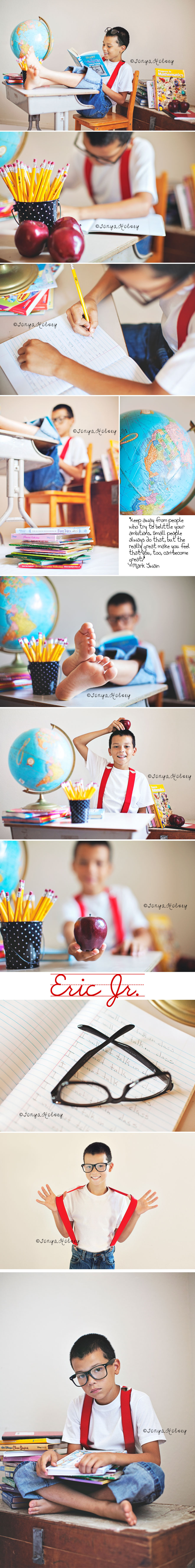 Back to School Stylized Session