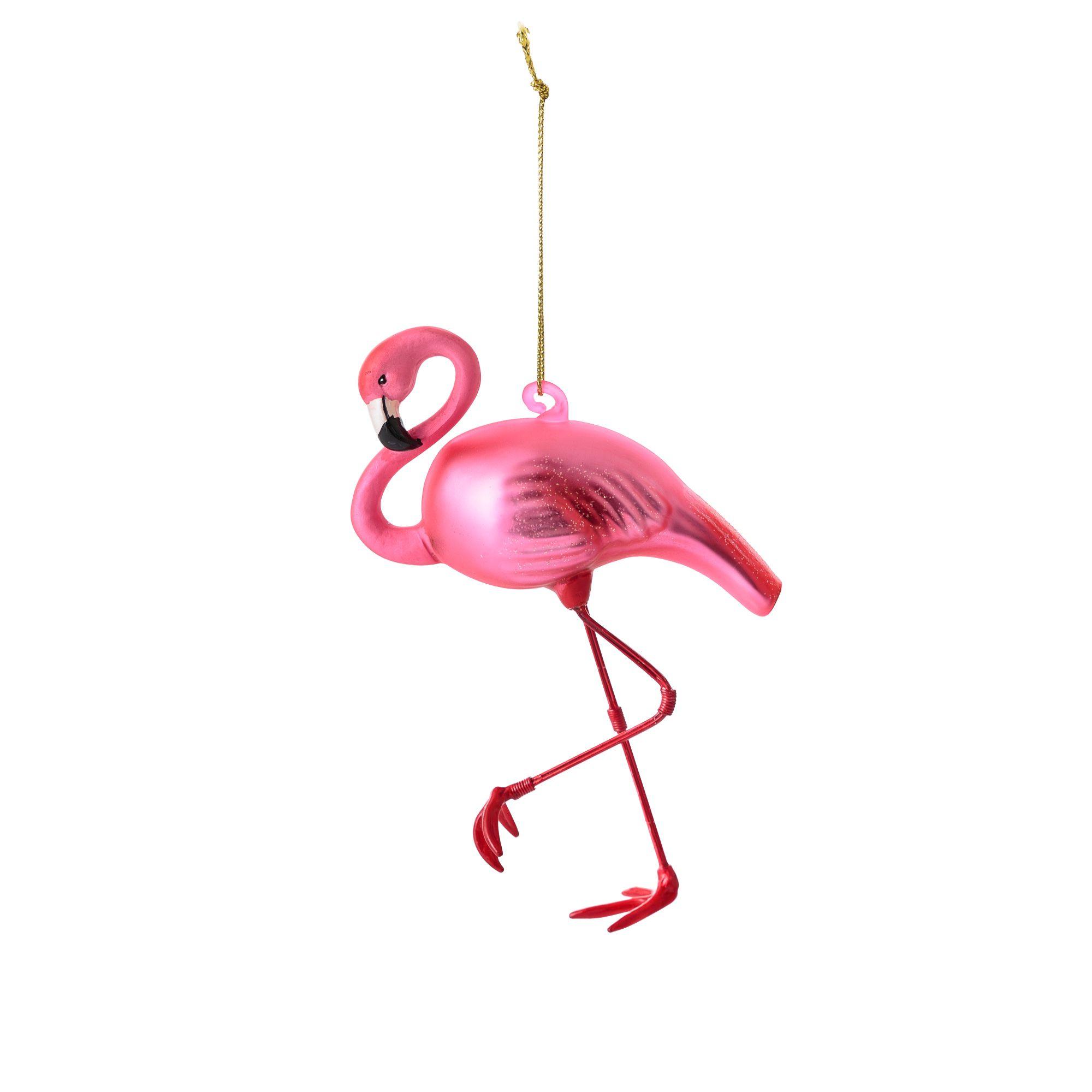 Flamingo Decoration Flamingo christmas, Christmas tree